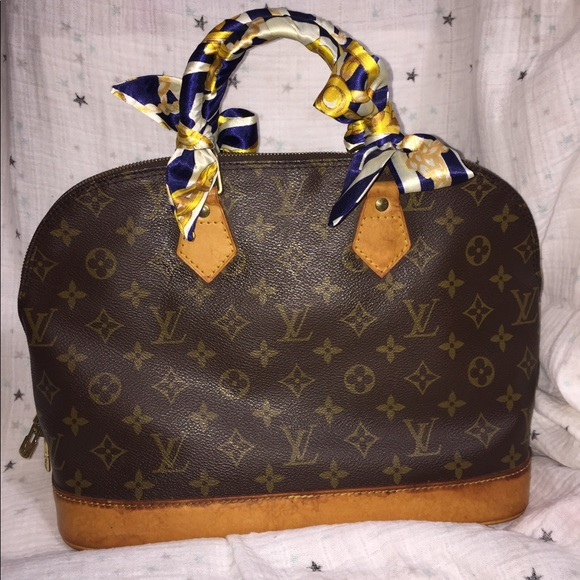 030a1e8084e5 Louis Vuitton Handbags - Vintage Louis Vuitton Alma (VI 0917)